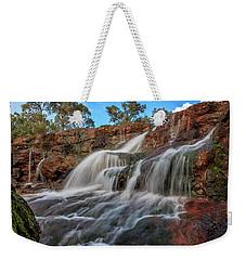 Ironstone Gully Falls 2016 Weekender Tote Bag