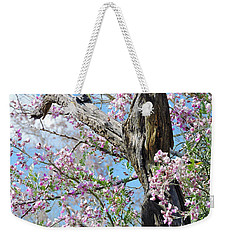Ironwood In Bloom Weekender Tote Bag