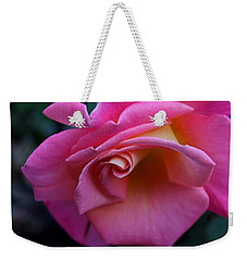 Weekender Tote Bag featuring the photograph Irresistible by Michiale Schneider