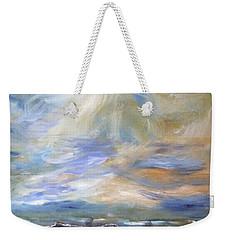Is Anybody There? Weekender Tote Bag