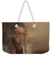 Is Everyone Looking? Weekender Tote Bag