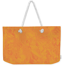 Weekender Tote Bag featuring the photograph Is This The New Black? by Nareeta Martin