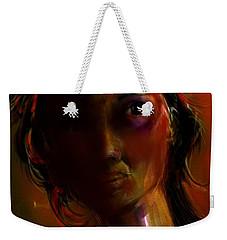 Isabella Weekender Tote Bag by Jim Vance