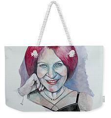 Isabella Weekender Tote Bag by Ray Agius