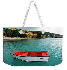Weekender Tote Bag featuring the photograph Isha by Kurt Van Wagner