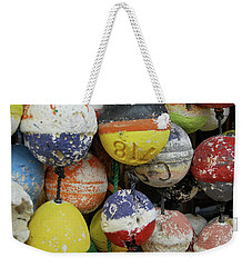 Island Buoys Weekender Tote Bag