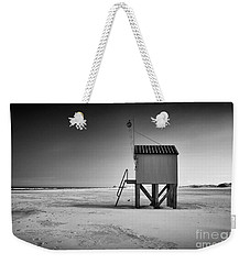 Island Cabin Weekender Tote Bag