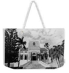 Island Church  Weekender Tote Bag