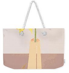 Island Daffodil Weekender Tote Bag