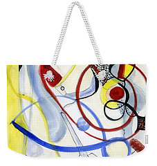 Island Days Weekender Tote Bag