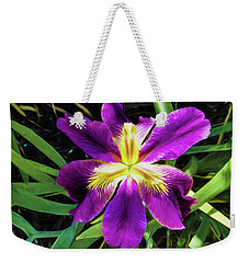 Island Iris 2 Weekender Tote Bag