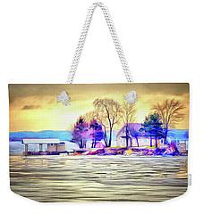 Island Life Weekender Tote Bag