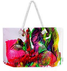 Island Maiden Weekender Tote Bag