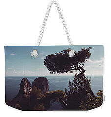 Island Of Capri - Italy Weekender Tote Bag