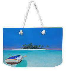 Island Of Dreams Weekender Tote Bag