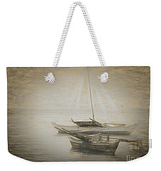 Island Sketches V Weekender Tote Bag