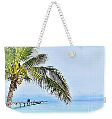 Island Vibes Weekender Tote Bag
