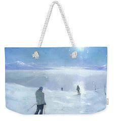 Islands In The Cloud Weekender Tote Bag by Steve Mitchell
