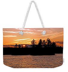 Islands Of Tranquility Weekender Tote Bag