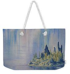 Isle Of Reflection Weekender Tote Bag