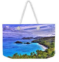 Isle Of Sands Weekender Tote Bag