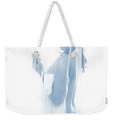 Isolated Weekender Tote Bag