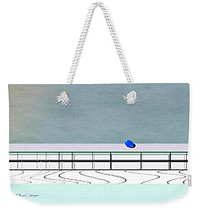 Isolation 2 Weekender Tote Bag