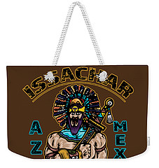 Issachar Aztec Warrior Tsd Weekender Tote Bag