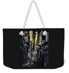 Istanbul Impressions. Lost In The City. Weekender Tote Bag
