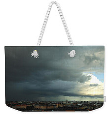 Weekender Tote Bag featuring the photograph It Gets Better by Ivana Westin