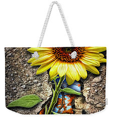 It Grew From Within Weekender Tote Bag