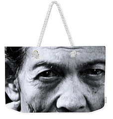 Weekender Tote Bag featuring the photograph It Is A Need by Jez C Self
