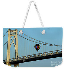 It Is Balloon Weekender Tote Bag