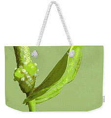 It's A Green Thing Weekender Tote Bag