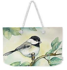 It Is So Cute Weekender Tote Bag by Inese Poga