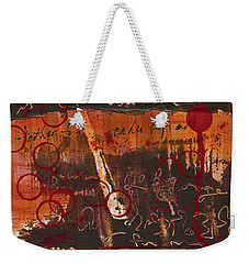 Takes One Weekender Tote Bag