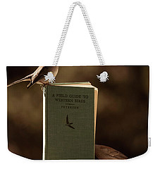 It Says Here You're Not An Eagle Weekender Tote Bag