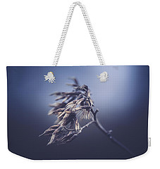 Weekender Tote Bag featuring the photograph It Seemed To Last For Days by Shane Holsclaw