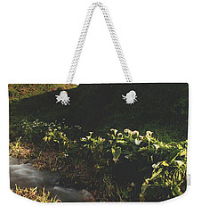 It Was A Hard Winter Weekender Tote Bag by Laurie Search