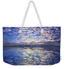 Weekender Tote Bag featuring the photograph It Was Your Song by Phil Koch