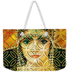 Italia Deco Weekender Tote Bag by Chuck Staley