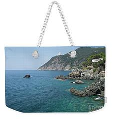 Italian Coast Weekender Tote Bag