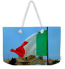 Italian Colors Weekender Tote Bag