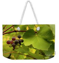 Italian Grapevine Weekender Tote Bag