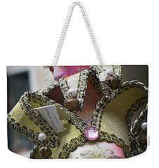 Italian Mask In Venice Weekender Tote Bag