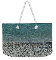 Italian Shore Weekender Tote Bag by Loriannah Hespe