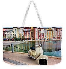 Italian Vista Series 8011y Weekender Tote Bag
