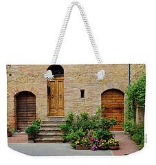 Italy - Door Eight Weekender Tote Bag