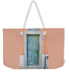 Italy - Door Five Weekender Tote Bag