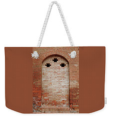 Italy - Door Fourteen Weekender Tote Bag